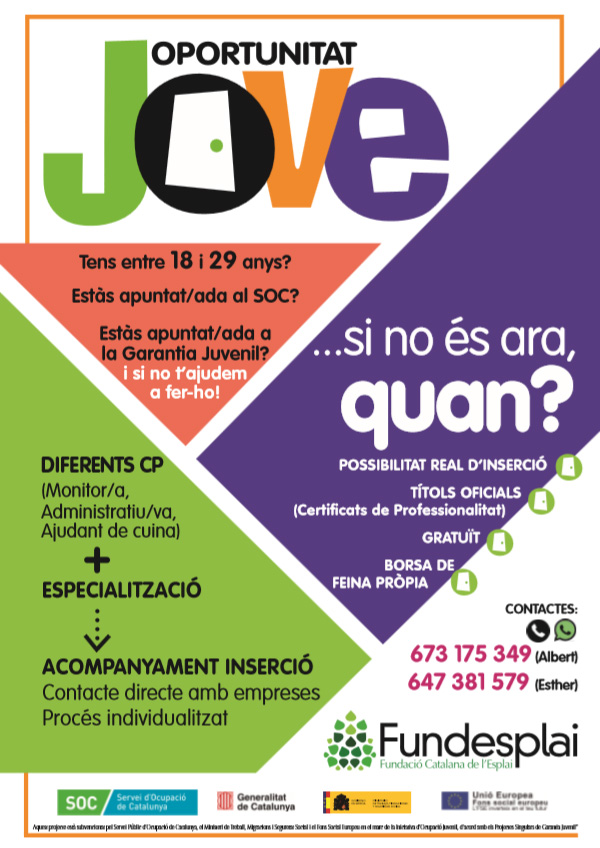 CartellOportunitatJove