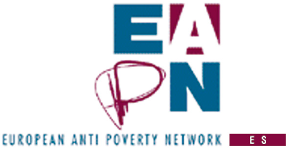 Logo de European Anti Poverty Network